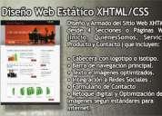 Diseño web websdecero argentina