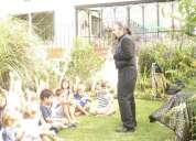 **magos**payasos**shows participativos para chicos**155712-9974**