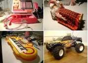 Servicio tecnico de juguetes con garantia de 90 dias y factura c - zona: palermo