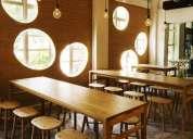 Reformas. restaurantes y hoteles