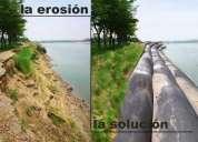 La erosión y la solución en la defensa de costas