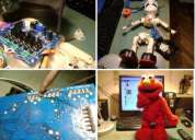 Servicio tecnico de juguetes con 3 meses de garantia y factura c -zona: barrio norte-