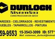 Durlock en flores-floresta-caballito+ capital federal