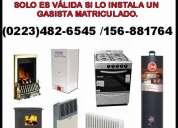 Calefactores service 156-881764 mar del plata