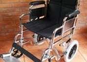 Sillas de ruedas - alquiler y venta -art para obesos
