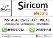 Trabajos eléctricos en el hogar