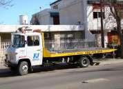 Auxilio mecanico, transportes de emergencia y servicio de carga y descaga con auto elevado