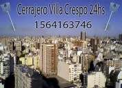 Cerrajería villa del parque 24hs 1564163746