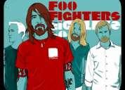 Recital foo fighters  - quilmes rock - traslados en combis desde rosario