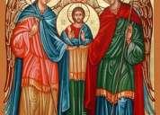 Agradecimoento a los 3 arcangeles