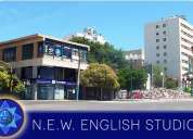 Aprenda frances, alemán , portugues, italiano en trelew - n.e.w. english studio - trelew