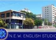 N.e.w. english studio - cursos cortos conversacionales ingles (trelew)