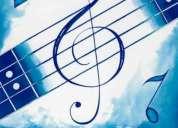 Enseñanza de piano - teclado - organo eléctrico, rosario