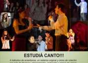 Curso de canto academia vocal one
