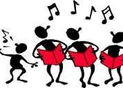Clases de canto - descubrite a vos mismo disfrutando de tu voz