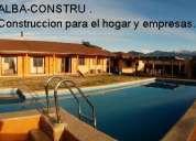 Albañileria general trabajos garantizados llave en mano presupuesto s/c