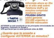 Asterisk telefonia voip