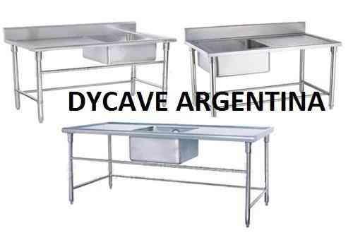 Muebles johnson lavadero 20170821155433 for Lavadero de acero inoxidable