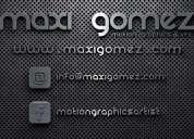 DiseÑador animador motion graphics vfx argentina