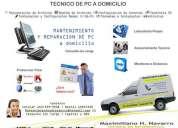 Reparapcadomicilio.com.ar soporte tecnico computacion y notebook