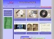 Diseño de páginas web valentina digital capital federal