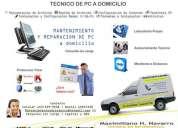 Servicio tecnico de pc computacion a domicilio consulta sin cargo