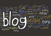 Creamos blogs y galerías virtuales