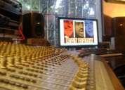 Estudio jabba - quilmes - producción musical