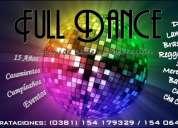 Fulldance bailarines de salsa para eventos tucuman show fiestas
