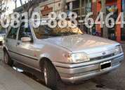 Ford fiesta diesel – impecable!!! – modelo '95