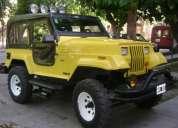 Vendo o permuto jeep willys