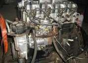 Motor borgward turbo diesel,reparado a nuevo.