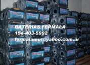 Baterias nautica, barcos, servicio, willard y moura por fermala