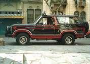 """Ford bronco ranger xlt mod. 81 original de colecciÓn """"unica"""