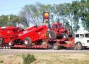Carretones mancini-viales y agricolas-trailers