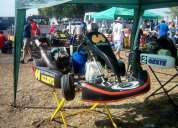 karting 125 con caja...!!