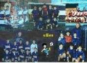 Formacion futbolistica