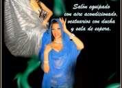 clases de danzas árabes odalisca profesora danza del vientre