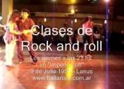 Aprende a bailar rock and roll !!!