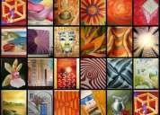 Pintura artÍstica y decorativa