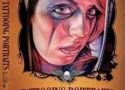 11 dvds tecnicas avanzadas de tatuaje realismo a color nikko hurt