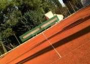 Clases de tenis ezeiza,canning,zona sur ,esteban echeverria 75$