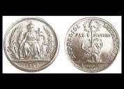 Vendo e intercambio monedas antiguas, estampillas, billetes