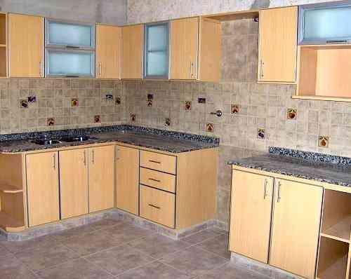 Amoblamientos de cocina y ba o estandar y a medida - Dimensiones muebles cocina ...