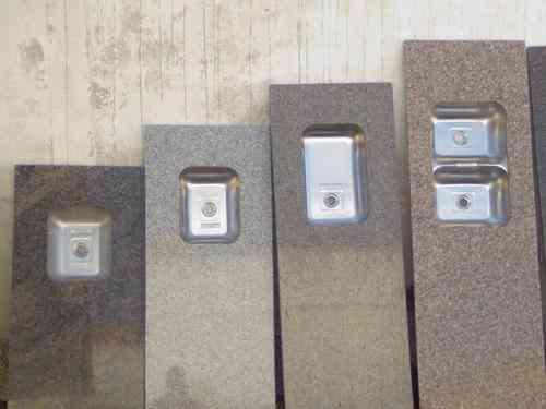 Mesadas de cocina y ba o en marmol o granito natural for Mesadas de marmol para cocina