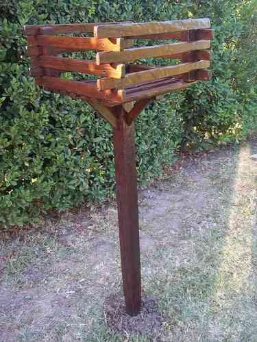 Canasto de madera cesto de residuos la plata doplim - Cestos de madera ...