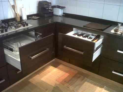 Muebles de cocina a medida la matanza doplim 90570 - Medidas de los muebles de cocina ...
