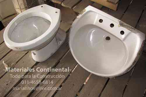 Inodoros y lavatorios ferrum durcelana de reposicion Inodoros ferrum precios