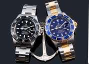 Relojes rolex - tag - bulgari - lv - excelente calidad - replica