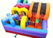 Peloteros inflables-castillos inflables en buenos aires